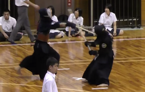 [IPPON REEL] - Fantastic Ippon Collection from Powerhouse Fukudai Ohori High School!