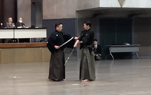 [SPOTLIGHT] - Awesome Kendo Kata Demo from Tokyo Kata Tournament!