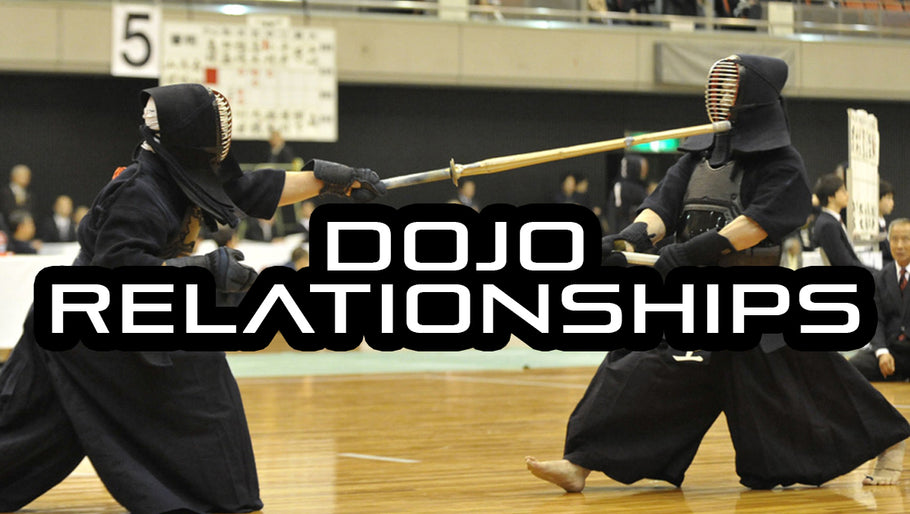 [KENDO RANT] - Dojo Relationships? Swearing During Shiai?