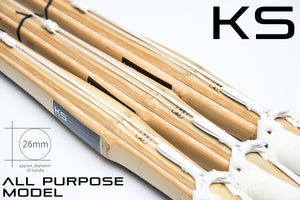*CLEARANCE - 30% OFF* - Original KendoStar Model Ultimate ALL-PURPOSE Shinai - Set of 3