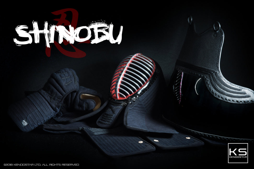 *25% OFF* 'SHINOBU' Hybrid-Stitched All-Purpose KendoStar Bogu Set