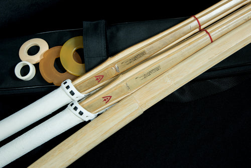 STANDARD KENDO START UP VALUE SET - Shinai, Bokken & Carry Bag!