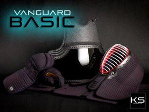 *NEW* 'VANGUARD BASIC (JUNIOR SIZES)' Protective KendoStar Bogu Set