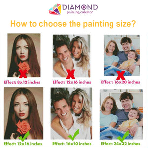Custom Pet Diamond Painting Kit - Full Drill