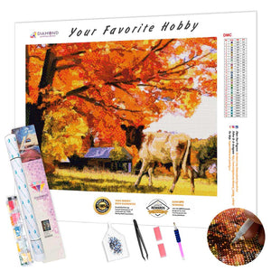 Art Calf DIY Diamond Painting Kit