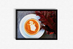 Autumn Coffee DIY Diamond Painting Kit