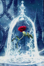 Load image into Gallery viewer, Beautiful Rose DIY Diamond Painting Kit