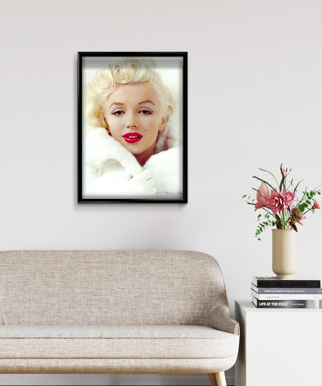 Beauty Marilyn Monroe DIY Diamond Painting Kit