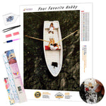 Load image into Gallery viewer, Boat Walk DIY Diamond Painting Kit