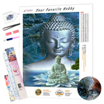 Load image into Gallery viewer, Buddha DIY Diamond Painting Kit