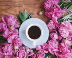 Load image into Gallery viewer, Coffee at the Flower Shop DIY Diamond Painting Kit