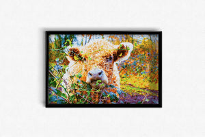 Curly Cow DIY Diamond Painting Kit