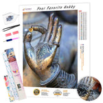 Load image into Gallery viewer, Divine Love DIY Diamond Painting Kit