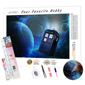 Time travel DIY Diamond Painting Kit