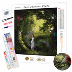 Load image into Gallery viewer, Fairy Country DIY Diamond Painting Kit