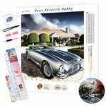 Load image into Gallery viewer, Bond Car DIY Diamond Painting Kit