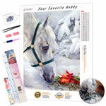 Load image into Gallery viewer, Gift for a Horse DIY Diamond Painting Kit
