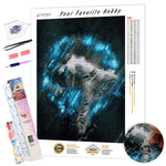 Load image into Gallery viewer, Hip Hop Dancer DIY Diamond Painting Kit