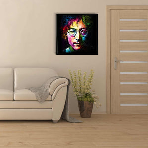 John Lennon pop art DIY Diamond Painting Kit