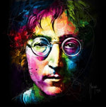 Load image into Gallery viewer, John Lennon pop art DIY Diamond Painting Kit