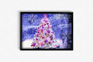 Merry Christmas DIY Diamond Painting Kit