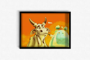 Merry Cow DIY Diamond Painting Kit