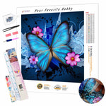 Load image into Gallery viewer, Morpho DIY Diamond Painting Kit