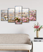 Load image into Gallery viewer, Multi-picture combination Spring Paris 5pcs/set DIY Diamond Painting Kit