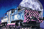 Load image into Gallery viewer, Old Locomotive under the Stars DIY Diamond Painting Kit
