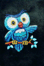 Load image into Gallery viewer, Owl on a Branch DIY Diamond Painting
