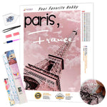 Load image into Gallery viewer, Paris France Tower DIY Diamond Painting Kit