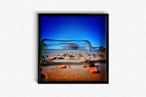 Pier in the Bottle DIY Diamond Painting Kit