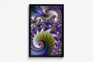 Spiral Abstraction DIY Diamond Painting Kit