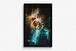 Street Dancer DIY Diamond Painting Kit
