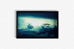 Whales in Heaven DIY Diamond Painting Kit