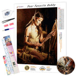 Load image into Gallery viewer, Woman at Home DIY Diamond Painting Kit