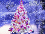 Load image into Gallery viewer, Merry Christmas DIY Diamond Painting Kit