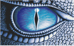 Load image into Gallery viewer, Eye of the Dragon DIY Diamond Painting Kit