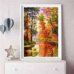 Load image into Gallery viewer, Landscape Autumn - Hidden