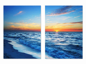 Multi-picture Evening Tide 2pc DIY Diamond Painting Kit