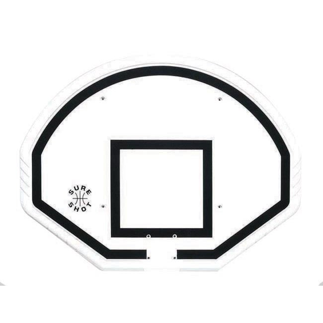Sure Shot 65169 Euro Fan Backboard