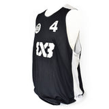 Basketball England Nike 3x3 Reversible Jersey - Set of 4