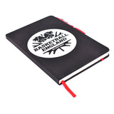 Basketball England Notebook
