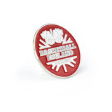 Basketball England Pin Badge