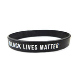Black Lives Matter Wristband - Bundle of 12