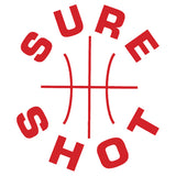 Sure Shot 63506R Coloured Backboard & Ring Set