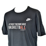 #TogetherWeAreBasketbALL Nike T-Shirt
