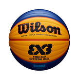 Wilson Basketball England FIBA 3x3 Official Game Ball - Bundle of 6
