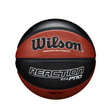 Wilson Basketball England Reaction Pro Official Game Ball - Bundle of 6