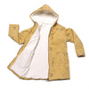 HIELO XL OCHRE / ALLOVER trench coat